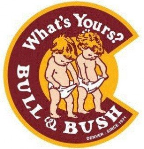 Bull and Bush Logo